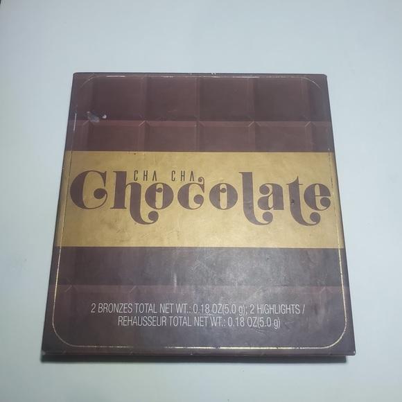 NWT | Cha Cha Chocolate Face Palette